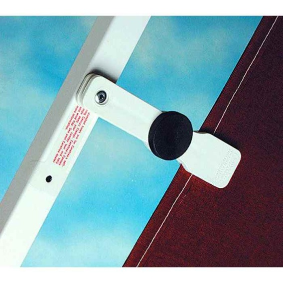 Buy Carefree 902801W Canopy Clamps White - Awning Accessories Online|RV