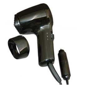 Buy Prime Products 120312 12 Volt Hair Dryer/Defroster Black - Laundry and