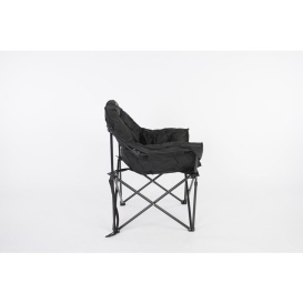 Buy Faulkner 52285 Big Dog Chair Black - Camping and Lifestyle Online RV