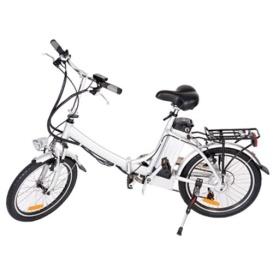"Buy Faulkner 82048 20"" Folding E-Bike - Camping and Lifestyle Online RV"
