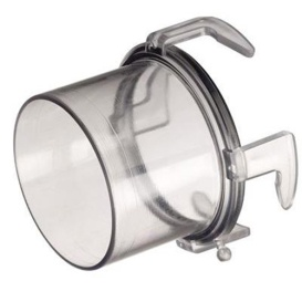 Hose Adapter Clear