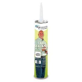Buy Dicor 502LSW1 EPDM Rubber Roof System Lap Sealant White - Roof