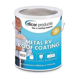 Buy Dicor RPMRC1 Coating Metal/Fiberglass 1 Gal - Roof Maintenance &