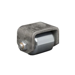 Weld-On Steel Mini Roller