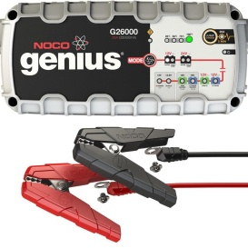 Buy Noco G26000 Genius Battery Charger - Batteries Online|RV Part Shop