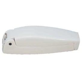 Baggage Door Catches Plastic White
