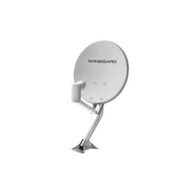 """18"""" Home Satellite Dish And Mount"""