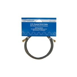 Coaxial Cable RG-6 5'