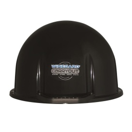 Carryout Black Replacement Dome