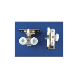 Pocket Door Wheel Hanger Assembly