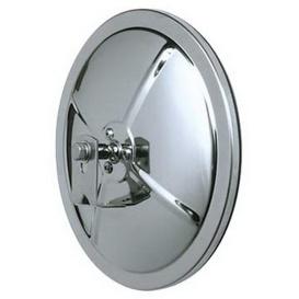 6 Stainless Convex Mirror
