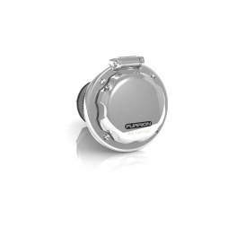 50A Inlet Round Stainless Steel