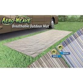 Breathable Outdoor Patio Mat 7.5X20 Santa Fe