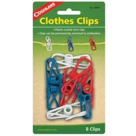 Clothes Clip Pak/8