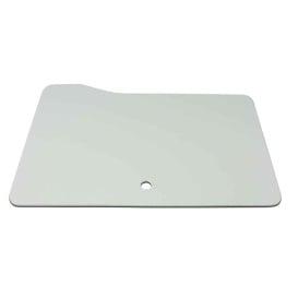 Parchment 25X19 1Pc Sink Cover