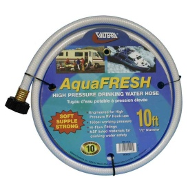 Aquafresh Drinking Water Hose 1/2 X 10'
