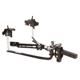 1200Lb Weight Distributing Hitch w/Sway/Ball-2-5/16