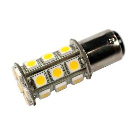1076 Bulb 24 LED Soft White 12V 6Pk