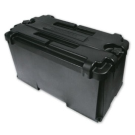 Snap-Top Battery Box 6V Dual End To End