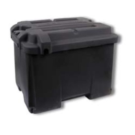 Snap-Top Battery Box 6V Dual Side By Side