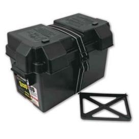 Snap-Top Battery Box Large Black