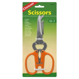 12-In-1 Scissors Tool