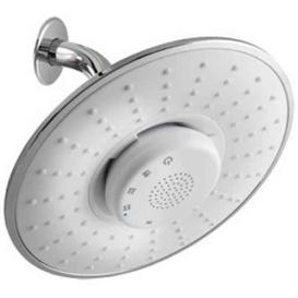 Rainfall Bluetooth Music Shower Head