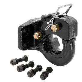 5 Ton Regular Pintle Hook Black