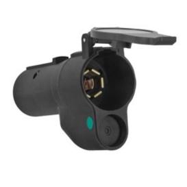 7-Way Flat To 7-Flat Pin Adapter LED Lampout By-Pass