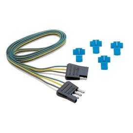 "4-Flat Plug Loop 18"" Long"