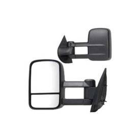 1 Pair Extendable Towing Mirrors