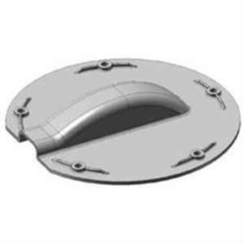 Cable Entry Cover Plate