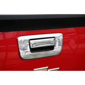 Tailgate Handle Cover Chrome Wokh Chev 07