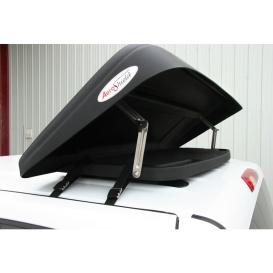 AeroShield Wind Deflector WD500 - Black