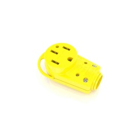 Connector 50A Yellow F52FRY