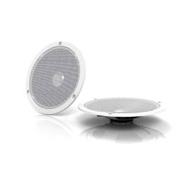 "Speakers 6.5"" White"