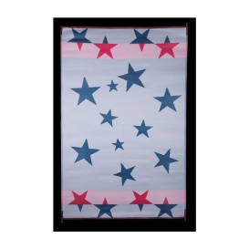 Mat Patriotic 8X20 Stars 'N Stripes