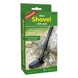 Mini Shovel With Pick