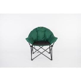 Big Dog Bucket Chair Green/Black