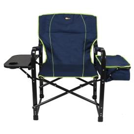 El Capitain Directors Chair w/Clr Blue/Green