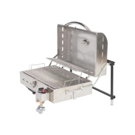 Grill Deluxe Stainless Steel