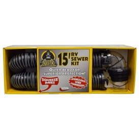 Silverback 15' Sewer Hose Kit