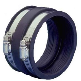 3X3 Rubber Coupling