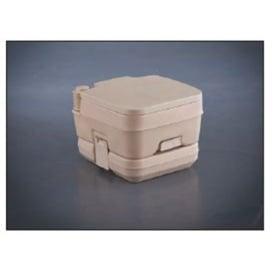 Portable 2 Gallon Toilet Tan