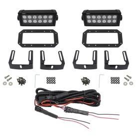 Hdx Flush Mnt LED Kit 6 In