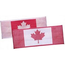 Mat Canadian Flag 8' X 20'