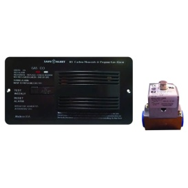 Safe T Alert Propane/CO Alarms w/Valve Control