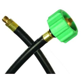 """1/4"""" OEM Pigtails QCC1 to 1/4"""" Male Inverted Flare"""