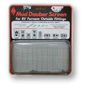 Mud Dauber Furnace Screens