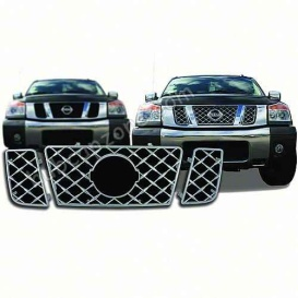 GRILLE OVERLAY NISSAN